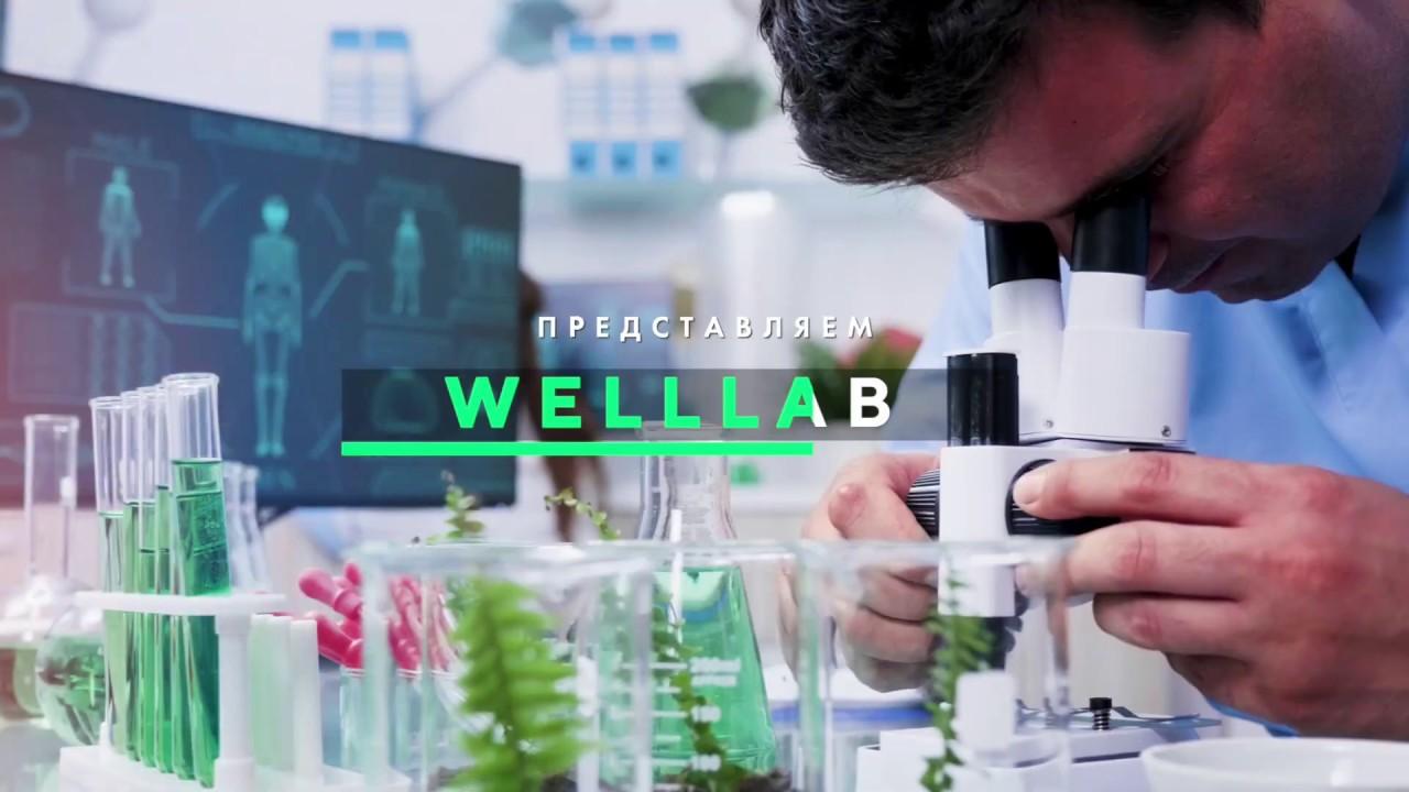 Продукты для здоровья Wellab